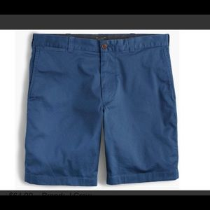 "JCrew Men's Stanton 9"" Stretch Short, cove Blue,35"